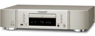 Marantz CD6004 Silver Gold