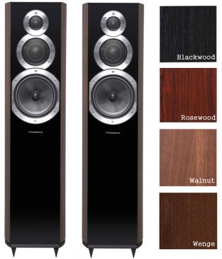 Wharfedale Diamond 10.5, blackwood